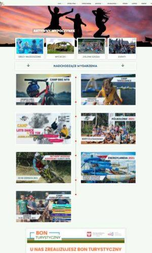 portfolio Interpress Plus - strona firmy Travelsport